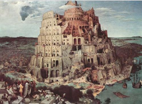 Bruegels Turm zu Babel