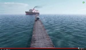 """Screenshot aus Martin Snopeks Film """"Der letzte Bus"""""""
